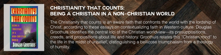 Christianity that counts
