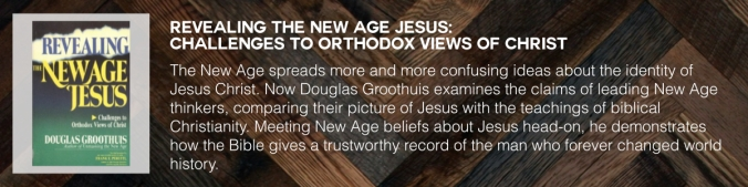 REVEALING THE NEW AGE JESUS